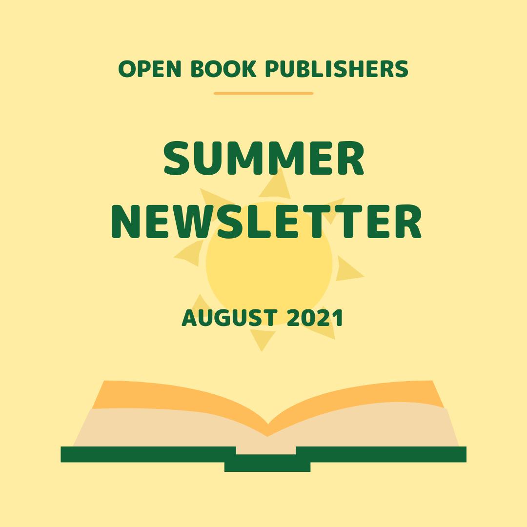 OBP Summer Newsletter 2021