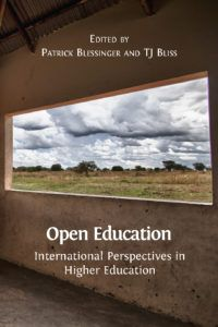 Enabling lifelong learning through open education