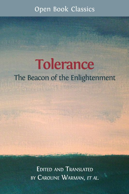 Tolerance: Student Perspectives