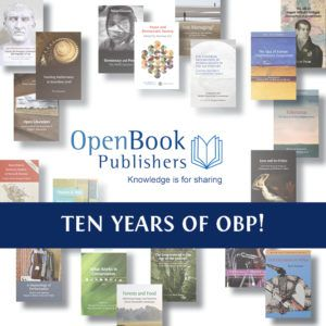 Ten Years of OBP: An Interview with Alessandra Tosi and Rupert Gatti (Part One)