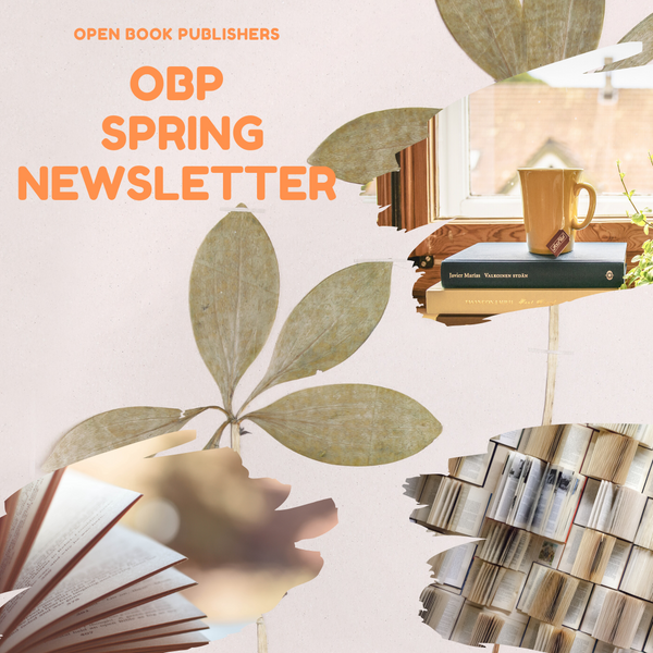 OBP Spring Newsletter 2020