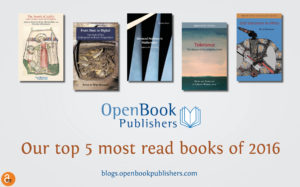 Our Top Five Most Read Books of 2016 | Open Book Publishers Blog